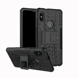 detailed look 28f75 34a95 Details about For Xiaomi Redmi Note5 Pro Shockproof Rugged Hybrid Armor  Case Gel Cover Stand