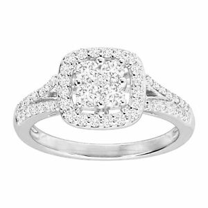 3-4-ct-Diamond-Halo-Engagement-Ring-in-14K-White-Gold