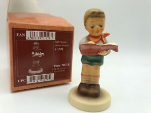 Hummel-Figurine-2087-B-Abc-Hour-3-7-8in-1-Quality-With-Top-Zustand