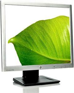 MONITOR DISPLAY PER PC LCD HP 1956 LED 4:3 19'' RICONDIZIONATO PARI AL NUOVO