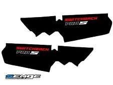 2015 2016 2017 POLARIS AXYS GRAPHICS KIT DECO SLED WRAP RMK DECALS STICKERS