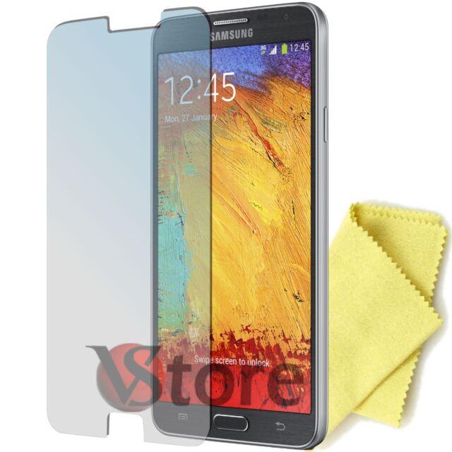 """6 Pellicola Per Samsung Galaxy Note 3 III N9005 Salva Schermo Display 5,7"""""""
