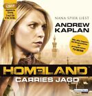 Homeland: Carries Jagd von Andrew Kaplan (2013)
