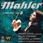 Mahler: Symphony No. 3 (CD, Dec-1999, 2 Discs, Delos)
