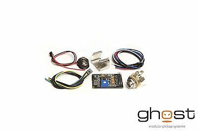 Graph Tech Ghost Acousti-Phonic preamp Kit for Guitar Basic PE-0240-00 NEW