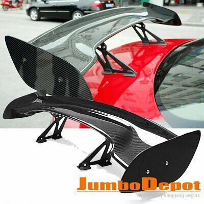 US Universal Fit 56/'/' GT Style Black Rear Trunk Spoiler Wing For Nissan 350Z