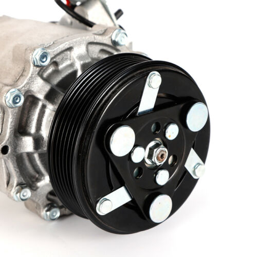 AC Compressor /& Cluth Kits with 2-year Warranty for 2002-2005 Honda Civic 1.7L