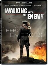 Walking With the Enemy (DVD, 2017, Includes Digital Copy)