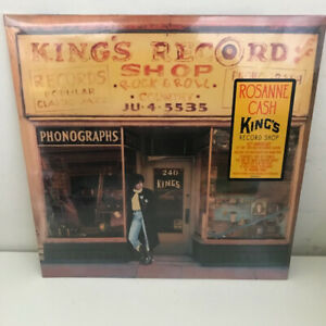 Rosanne-Cash-King-039-s-Record-Shop-180-Gram-30th-Anniversary-Reissue-Remastered