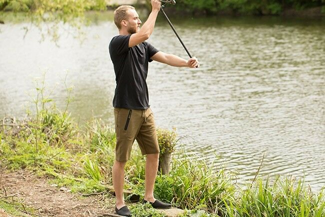 KORDA KORE JERSEY OLIVE GREEN SHORTS -  ALL SIZES AVAILABLE  at the lowest price