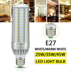 ARILUX-E27-25W-35W-45W-5730-SMD-LED-Gluehbirne-Mais-Licht-Weiss-Smart-IC