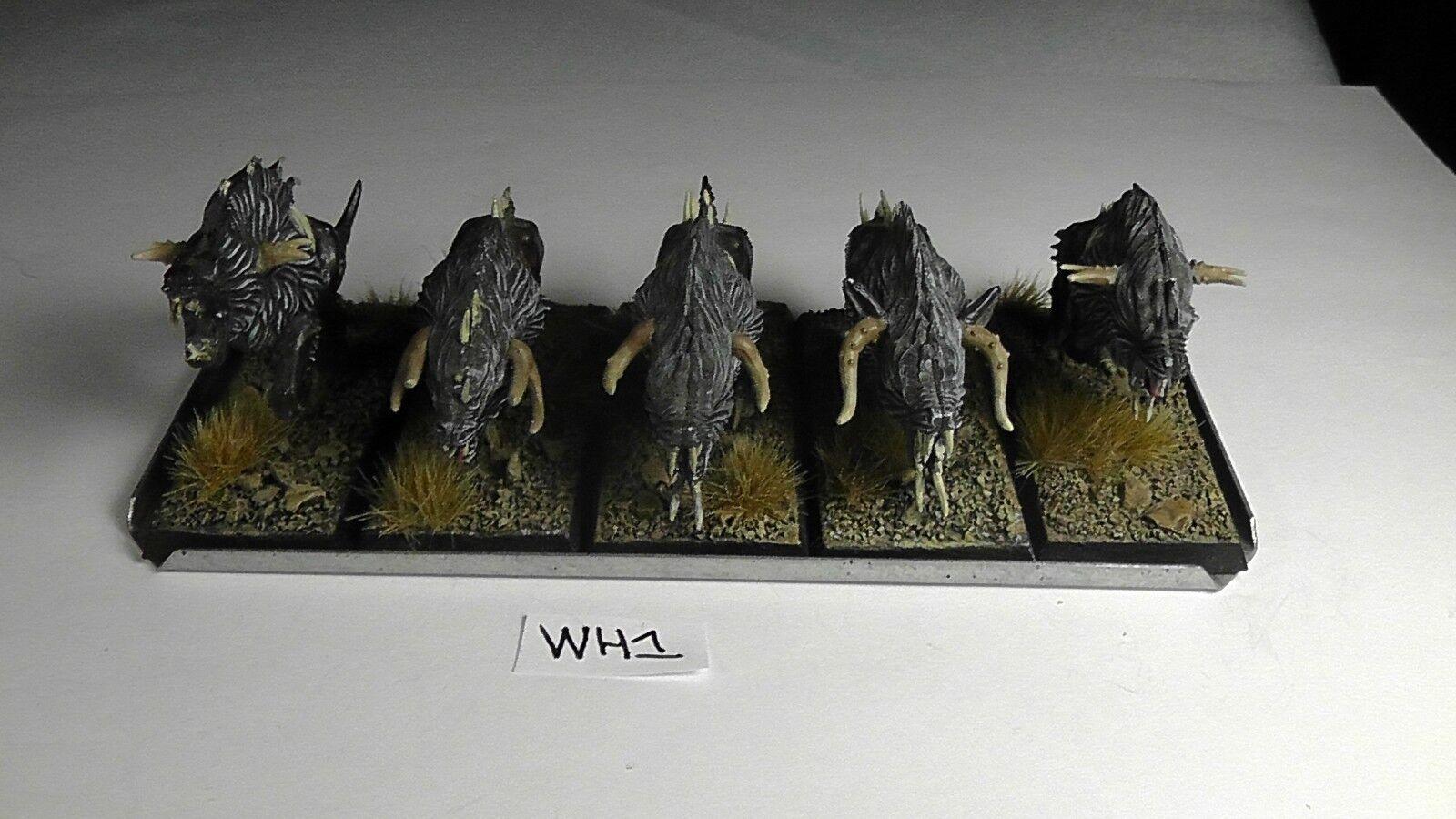warhounds malte x 5 krieg hunde magnetisiert magnetisiert magnetisiert bewegung tablett chaos aos los 1 c42bc1