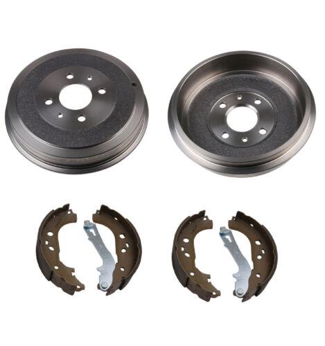 Fiat Doblo Bremstrommel Bremsbacken hinten für die Hinterachse