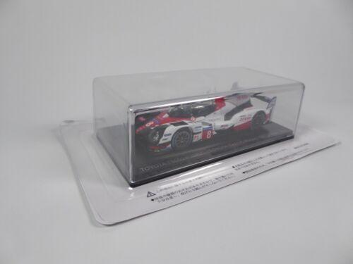 Lot de 2 Voitures 24H du Mans Toyota Nissan R390-1//43 Spark Miniature LM04