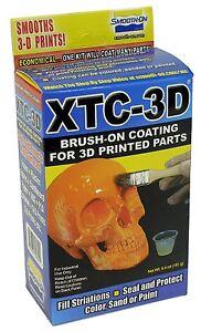XTC-3D Smooth On High Performance 3D Print Coating 181g/6.4oz