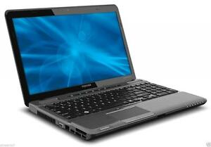 TOSHIBA Satellite P755 Core™ i7-2670QM Laptop PC 640GB 8GB Wi-Fi