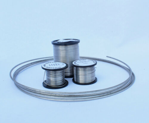 Nickel Chrome  Wire 0.56mm diameter 125grams  RESISTANCE WIRE 24 SWG Nichrome