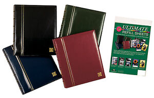 The-Ultimate-Ring-Binder-Leatherette-Combination-Photo-Album-and-Refills