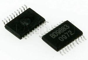 Półprzewodniki i elementy aktywne Pozostałe BA6138  ROHM INTEGRATED CIRCUIT BA6138