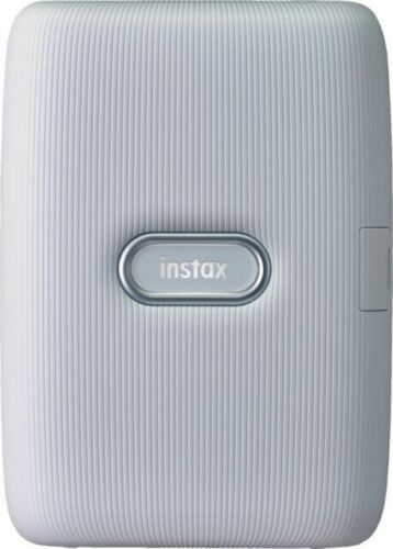 instax mini link smartphone printer ash white