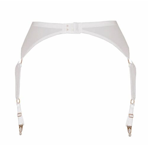 Qualcosa Qualcosa Suspender White Eve Wicked Wicked ZF5wqZ