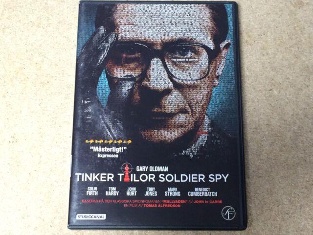 * NEW DVD Film * TINKER TAILOR SOLDIER SPY *