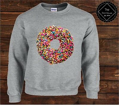 Donut Sweater Top | Food Dope Hipster Girls Shop Urban Hype Fresh Paris Chic Vyb