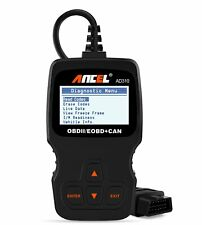 Ancel AD310 OBD Obd2 Scanner Car Check Engine Fault Code Reader Diagnostic D5