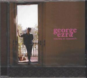 GEORGE-EZRA-STAYING-AT-TAMARA-039-S-NEW-CD-2018-NEU