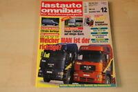 71690) Mercedes Clubstar Atego - Volvo FM 12-420 - Lastauto Omnibus 12/1998