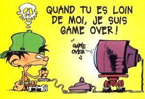 Bd Carte Postale Kid Paddle Quand Tu Es Loin De Moi Livres