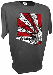 Image is loading Arizona-Cardinals-Football-Phoenix -Glendale-Maps-Arizona-State- 6900f54b8