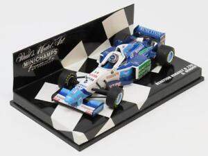 Minichamps-430960004-Benetton-Renault-B-196-G-Berger-1-43-Scale-Boxed