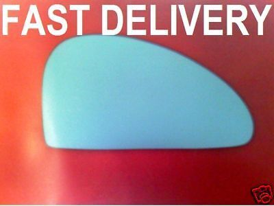 FORD COUGAR 1998-2001  REPLACEMENT DOOR WING MIRROR GLASS FLAT RIGHT OR LEFT