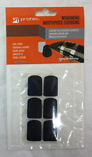 ProTec Woodwind Small Mouthpiece Teeth Cushion Patches.. MCS8B  Free shipping!!