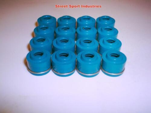 """Set of 16 Suzuki GSX-R750 GSX R 750 /""""1993-1999/"""" NEW!! VITON Valve Seals"""
