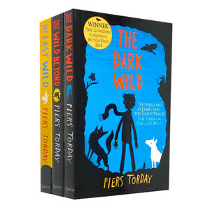 Piers-Torday-The-Last-Wild-Trilogy-Series-3-Books-Collection-Set-The-Dark-Wild