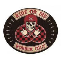 Sticker Bobber Cult