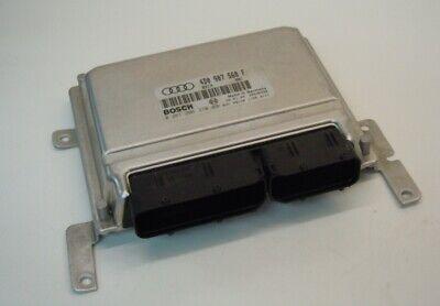 Audi A8 D2 FL 3.7 V8 40V Engine Control Unit ECU 4D0907560F