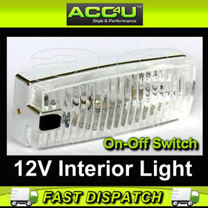 12v-Car-Van-Taxi-Caravan-Boat-Motorhome-Interior-Light-Lamp-With-On-Off-Switch