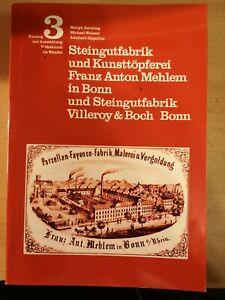 Steingutfabrik-Kunsttoepferei-Franz-A-Mehlem-Steingutfabrik-Villeroy-amp-Boch-Bonn