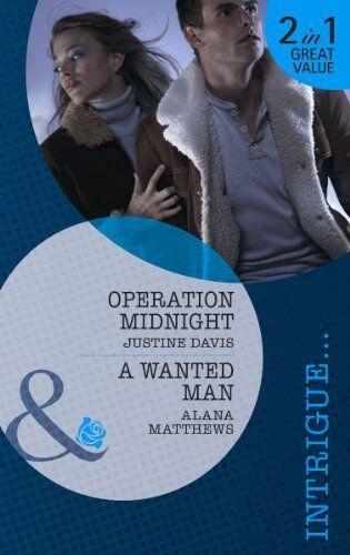 1 of 1 - Very Good 0263895343 Paperback Operation Midnight: Operation Midnight / A Wanted