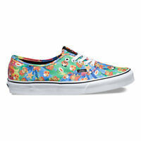 Vans X Nintendo - Authentic | Unisex Shoes - | Super Mario Bros / Tie Dye