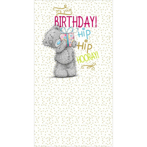 Assorted Designs Me to You Bear Birthday Cards