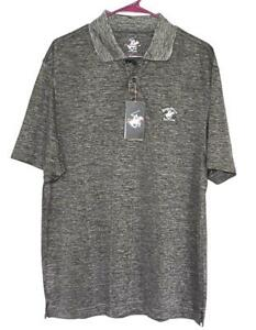 e1d186f5 Image is loading Beverly-Hills-Polo-Club-Sportswear-Collared-Shirt-Color-