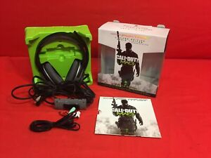 Turtle-Beach-COD-MW3-Ear-Force-Foxtrot-Universal-Gaming-Headset-For-Xbox-360