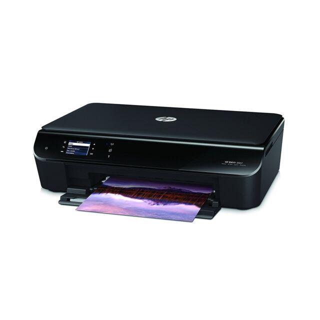 HP Envy 4500 all-in-one wireless inkjet printer