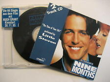 """LITTLE STEVEN """"THE TIME OF YOUR LIFE"""" - MAXI CD - NINE MONTHS SOUNDTRACK"""
