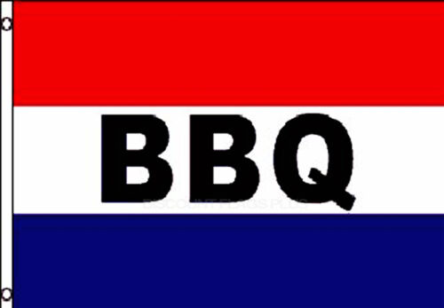 BBQ Barbeque Cafe Pub Restaurant Sign Advertising POS 5/'x3/' Flag !