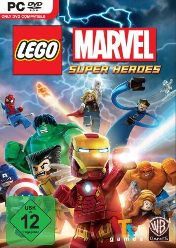 1 von 1 - LEGO Marvel Super Heroes (PC, 2013, DVD-Box)